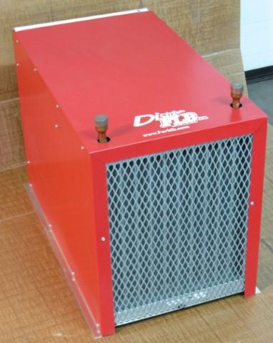 Ventilo-convecteur pouvant fournir 60,000 BTU créé par la Ferblanterie LM Bertrand
